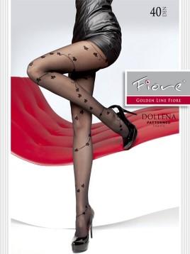 Ciorapi cu model Fiore DOLLENA