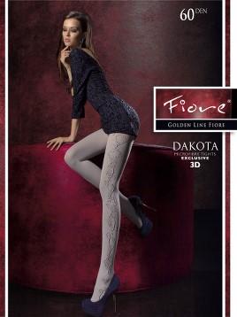 Ciorapi Fiore DAKOTA (Microfibra 3D) 60 DEN