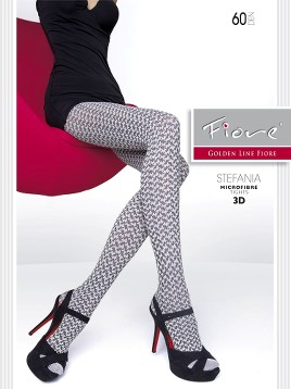 Ciorapi Fiore STEFANIA (Microfibra 3D) 60 DEN