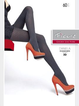 Ciorapi Fiore DANIELA (Microfibra 3D)