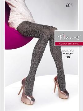 Ciorapi Fiore AMADEA (Microfibra 3D)