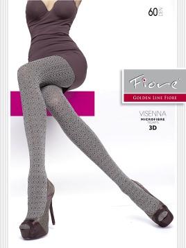 Ciorapi Fiore VISENNA (Microfibra 3D)