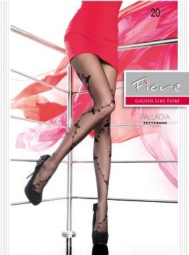 Ciorapi cu model Fiore PALLADIA