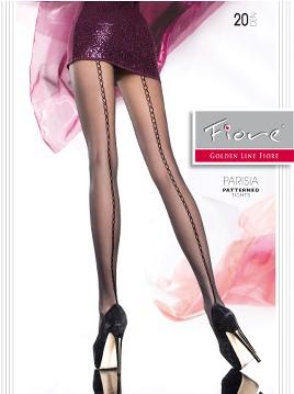 Ciorapi cu model Fiore PARISIA 20 DEN