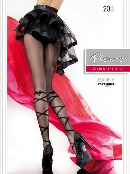 Ciorapi cu model Fiore HANNA
