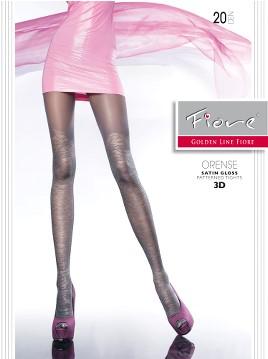 Ciorapi cu model Fiore ORENSE