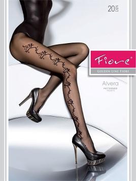 Ciorapi cu model Fiore Alvera