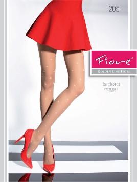 Ciorapi cu model Fiore Isidora