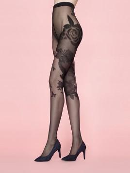 Ciorapi cu model Fiore Muse