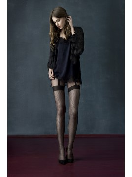 Ciorapi cu model Fiore Charleston
