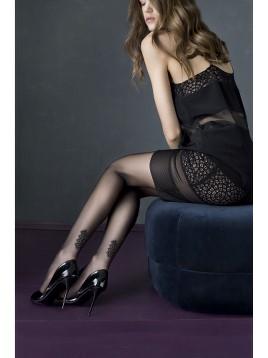 Ciorapi cu model Fiore Treasure