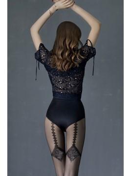 Ciorapi cu model Fiore Diamond