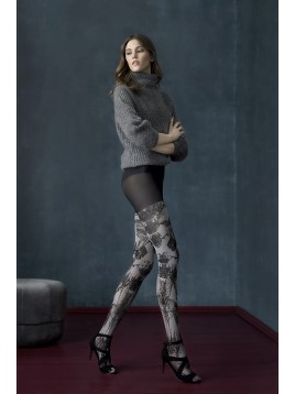 Ciorapi cu model Fiore Melancholia