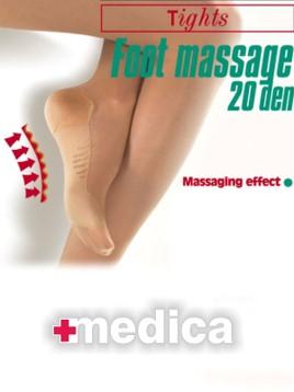 Ciorapi medicinali Fiore FOOTMASSAGE 20 DEN
