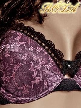 Sutien Roza COCO Black-Pink