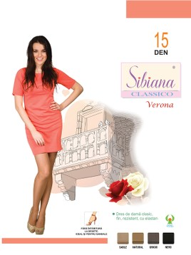 Ciorap Sibiana Verona 15 DEN