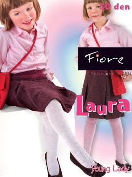 Ciorapi Fiore LAURA 30 DEN
