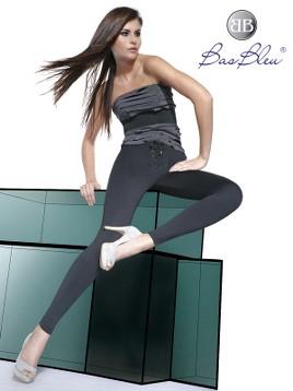 Leggings Bas Blue ANGELINA