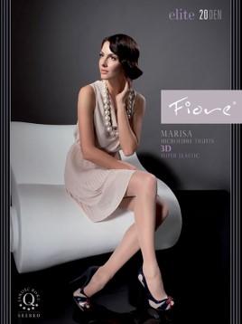 Ciorapi cu model Fiore MARISA 20 DEN