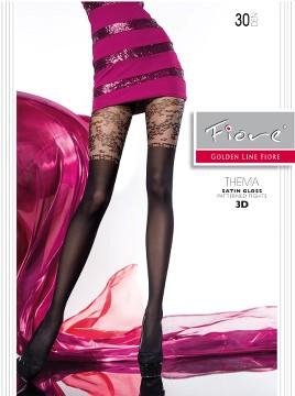 Ciorapi cu model Fiore THEMA 20 DEN